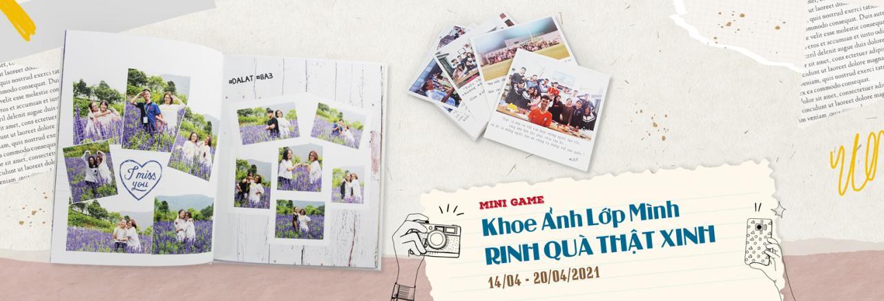 [MINI GAME] Tặng Album Photobook và Postcard